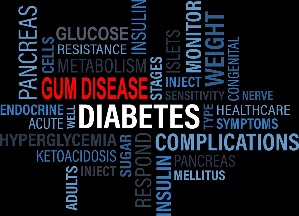 Diabetes, Gum Disease Are Synergistic